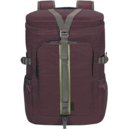 Targus 14 inch Laptop Trolley Backpack (TSB90603-70, Plum)_1