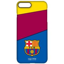 Macmerise FCB Color Block Polycarbonate Back Case Cover for Apple iPhone 7 Plus (IPC7PPBA0086, Multicolor)_1