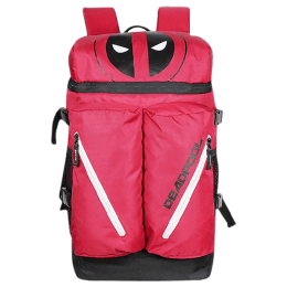 Croma 13 inch Laptop Backpack (MTVBP03, Red)_1
