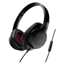 Audio Technica AX1iS SonicFuel On-Ear Headphone (Black)_1
