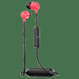 Skullcandy Jib+ In-Ear Bluetooth Earphones (S2JPW-M010, Cherry Red)_1