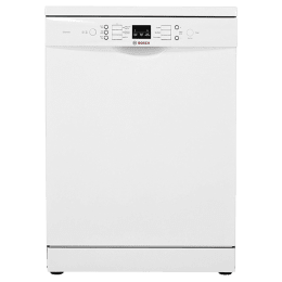 Buy Bosch Serie 6 12 Place Setting Dishwasher Sms66gw01i White Online Croma