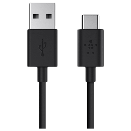 Belkin Mixit Up 180 cm USB 2.0 (Type-A) to USB (Type-C) Cable (F2CU032BT06, Black)_1