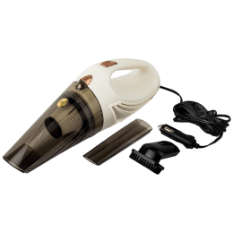RNG Eko Green 0.5 Litres Car Vacuum Cleaner (RNG 2001, White)_1