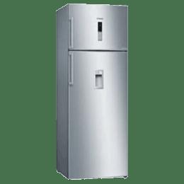 Bosch 507 L 2 Star Frost Free Double Door Inverter Refrigerator (KDD56XI30I, Inox)_1