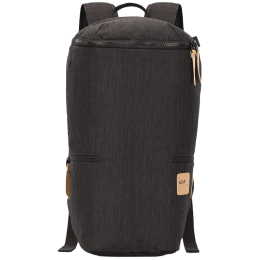 VIP Wander 02 19 Litres Polyester Casual Backpack (3 Pockets, BPWAN02GRY, Grey)_1
