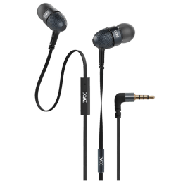 boAt In-Ear Wired Earphones with Mic (BassHeads 228, Black)_1