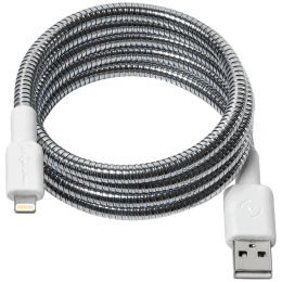 Fuse Chicken Titan 100 cm USB 2.0 (Type-A) to Lightning Cable (FC-TTN-SLV, Silver)_1