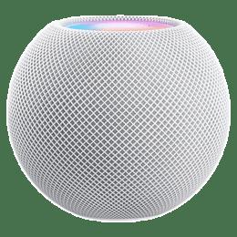 Apple HomePod Mini Siri Supported Smart Wi-Fi Speaker (360-degree Audio, MY5H2HN/A, White)_1