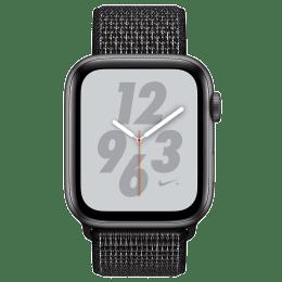 Apple Watch Series 4 (GPS) 4.4 cm Nike+ Space Gray Aluminum Case with Black Nike Sport Loop_1