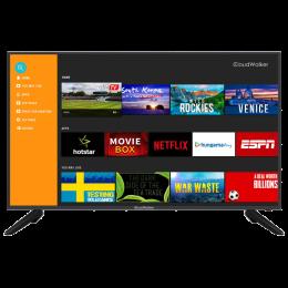 CloudWalker 109 cm (43 inch) Full HD LED Smart TV (43SF04X, Black)_1