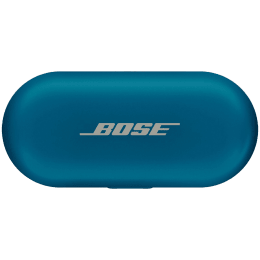 Bose Sport In-Ear Truly Wireless Earbuds with Mic (Bluetooth 5.0, Weather and Sweat Resistant, 805746-0020, Baltic Blue)_1