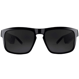 Bose Tenor Over-Ear Wireless Audio Sunglass with Mic (Bluetooth 5.1, Rechargeable Battery, 851340-0100, Black)_1