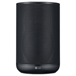 LG Xboom AI ThinQ WK7 Bluetooth Speaker (Black)_1