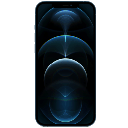 Apple iPhone 12 Pro Max (128GB ROM, 6GB RAM, MGDA3HN/A, Pacific Blue)_1