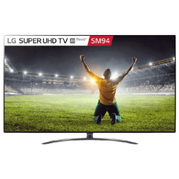 LG 190.50 cm (75 inch) 4k Super Ultra HD LED Smart TV (Black, 75SM9400)_1