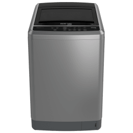 Voltas Beko 7.5 kg Fully Automatic Top Loading Washing Machine (WTL75S, Silver)_1