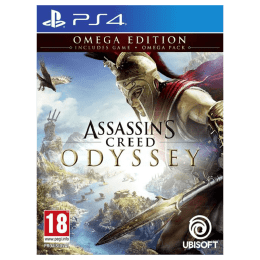 PS4 Game (Assassin's Creed - Omega Edition)_1