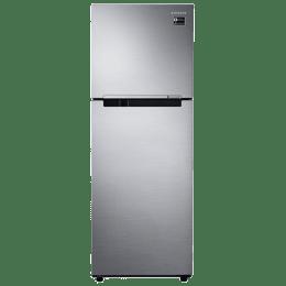 Samsung 253 L 2 Star Frost Free Double Door Inverter Refrigerator (RT28N3022S8, Elegant Inox)_1