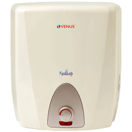 Venus Splash 10 Litres Storage Water Geyser (2000 Watts, 10GL, Honey Gold)_1