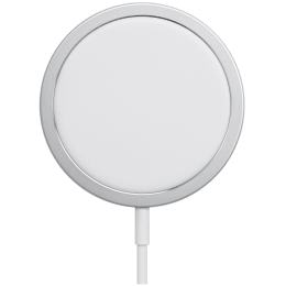 Apple MagSafe 15 Watts Wireless Charger (Qi-Certified, MHXH3ZM/A, White)_1