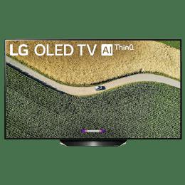 LG 164 cm (65 inch) 4k Ultra HD OLED Smart TV (Black, 65B9)_1