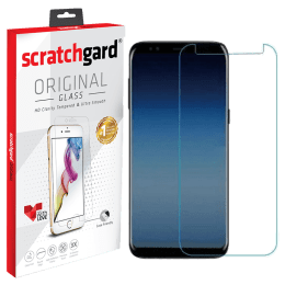 Scratchgard Tempered Glass Screen Protector for Samsung Galaxy A7 (Clear)_1