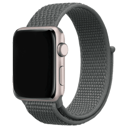Robobull 4.2/4.4 cm (42/44 mm) Nylon Apple Watch Strap (3770000106, Grey)_1