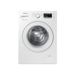 Samsung 6 kg Fully Automatic Front Loading Washing Machine (WW60R20GLMW, White)_1