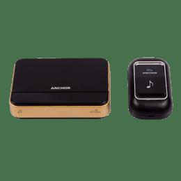 Anchor Wireless Door Bell (22750, Black)_1