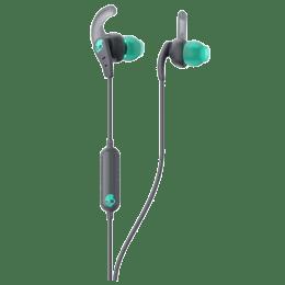 Skullcandy Set In-Ear Wired Earphones with Mic (S2MEY-L671, Grey)_1