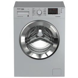 Voltas Beko 6.5 kg Fully Automatic Front Loading Washing Machine (WFL65SC, Grey)_1