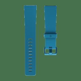 Fitbit Versa Buckle Closure Large Band (FB166ABBUL, Marina Blue)_1
