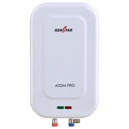 Kenstar Atom Pro 1 Litres Instant Water Geyser (4500 Watts, KGTATP01WP8V4K-DSE, White)_1