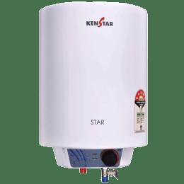 Kenstar Star 15 Litres 5 Star Storage Water Geyser (2000 Watts, KGSSTA15WM8VGN-DSE, White)_1