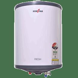 Kenstar Fresh 35 Litres 5 Star Storage Water Geyser (2000 Watts, KGSFRE35GP8VGN-DSE, White)_1