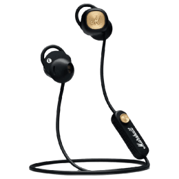 Marshall Minor II Bluetooth Earphones (MS-MIN2BT, Black)_1