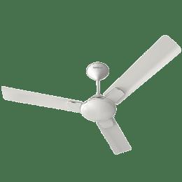 Havells Enticer 140 cm 3 Blades Ceiling Fan (FHCEASTPWH48, Pearl White Chrome)_1