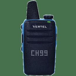 Vertel Digital Long Range Walkie Talkie (PRM446, Blue)_1