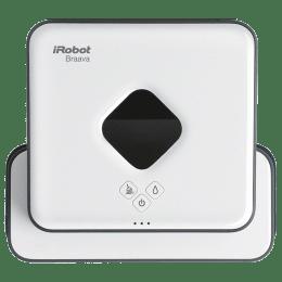 iRobot Braava Robotic Vacuum Cleaner (390t, White)_1