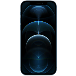 Apple iPhone 12 Pro (128GB ROM, 6GB RAM, MGMN3HN/A, Pacific Blue)_1