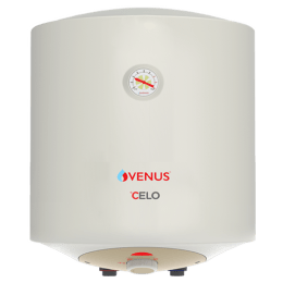 Venus Celo 10 Litres 5 Star Storage Water Geyser (2000 Watts, 010CV, Ivory)_1