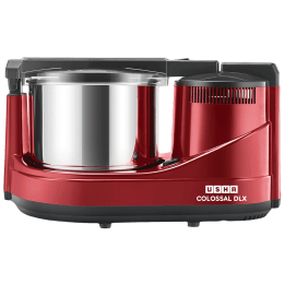 Usha Colossal 150 Watts Wet Grinder (Dual Flow Breaker, CD0150AW2, Red)_1