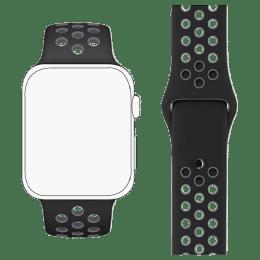 Robobull 4.2/4.4 cm (42/44 mm) Nike Sports Apple Watch Strap (3770000067, Black)_1