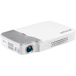 Egate Portable Android Wi-Fi 3D Projector (X6A, White)_1
