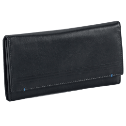 Leather Talks RFID Wallet GIFT SET (LT/A/147, Black)_1