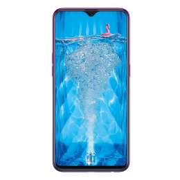 OPPO F9 Pro (Starry Purple, 128 GB, 6 GB RAM)_1