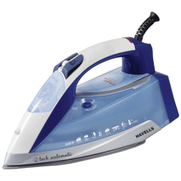 Havells I-Tech 2200 Watt Steam Iron (GHGSIBGB220, Blue)_1