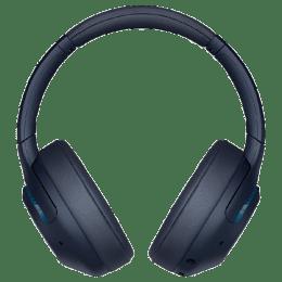 Sony Wireless Bluetooth Headphone (WH-XB900N, Blue)_1