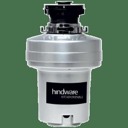 Hindware Standard 0.50 HP Food Waste Disposer (FWD-04 STANDARD-0, Silver)_1